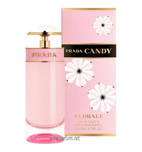 Prada Candy Florale EDT parfum for women - 30ml