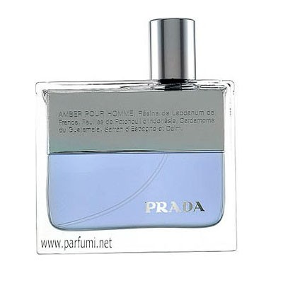 Prada Amber Pour Homme EDT parfum for men - without package - 100ml