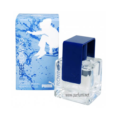 Puma Flowing Free Man EDT парфюм за мъже  - 50ml.