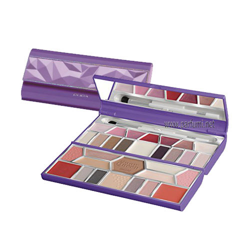 Pupa Crystal Palette Small Грим Палитра 010191 002