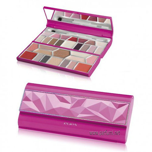 Pupa Crystal Palette Small Грим Палитра 010191 003