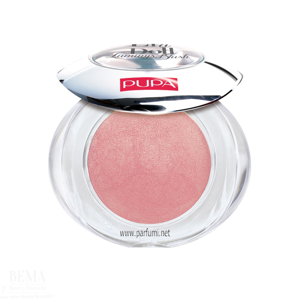 Pupa LIKE A DOLL LUMINYS BLUSH Руж за лице 050007 101