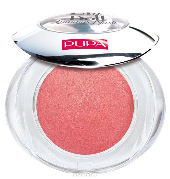 Pupa LIKE A DOLL LUMINYS BLUSH Руж за лице 050007 102