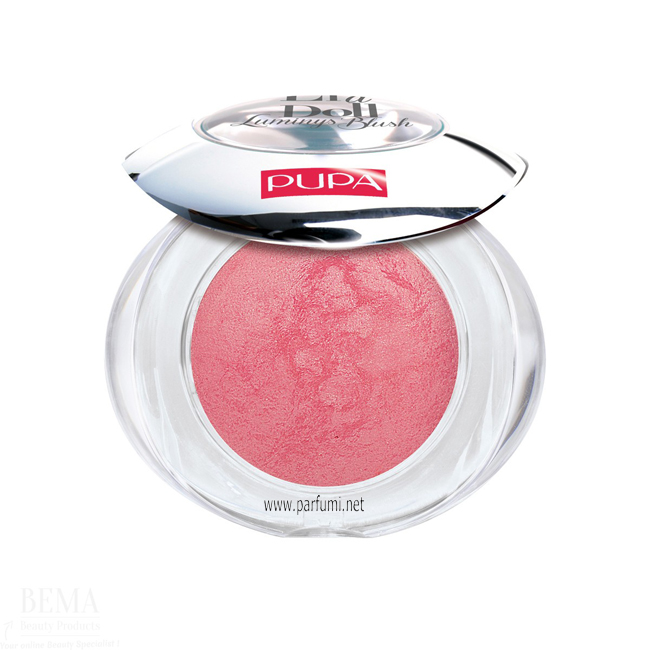Pupa LIKE A DOLL LUMINYS BLUSH Руж за лице 050007 103