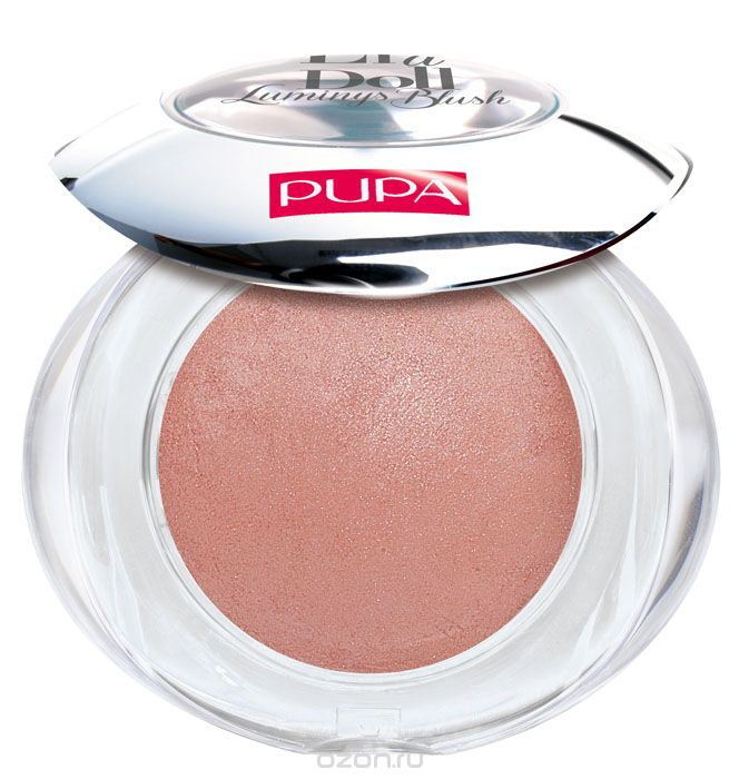 Pupa LIKE A DOLL LUMINYS BLUSH Руж за лице 050007 301