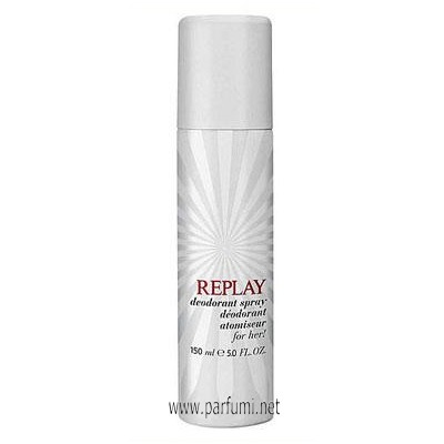 Replay for Her Deodorant Spray for women- 150ml