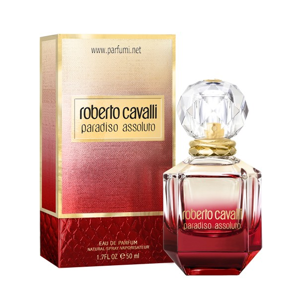 Roberto Cavalli Paradiso Assoluto EDP parfum for women - 50ml