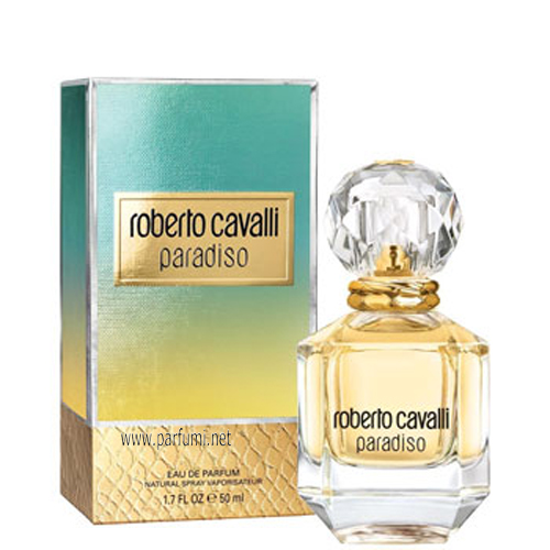Roberto Cavalli Paradiso EDP parfum for women- 75ml