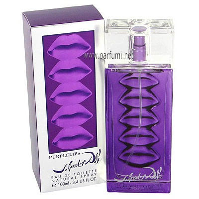 Salvador Dali PurpleLips EDT парфюм за жени - 30ml.