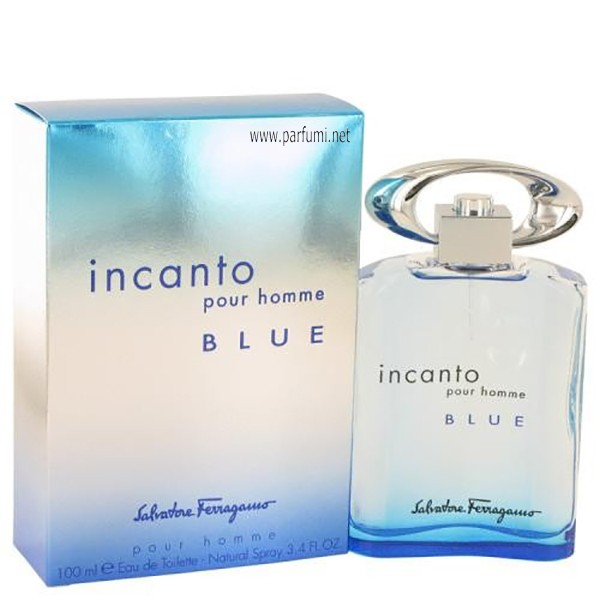 Salvatore Ferragamo Incanto Blue EDT парфюм за мъже - 100ml