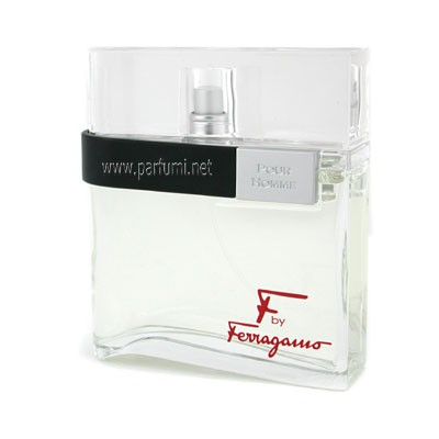 Salvatore Ferragamo F by EDT парфюм за мъже - без опаковка - 100ml.