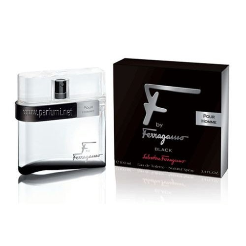 Salvatore Ferragamo F by Black EDT за мъже - 100ml.