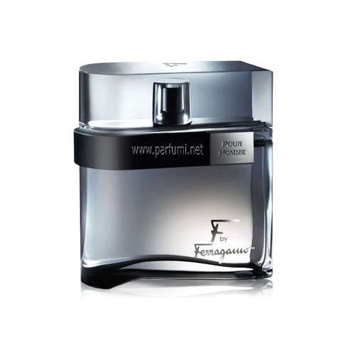 Salvatore Ferragamo F by Black EDT парфюм за мъже - без опаковка -100ml