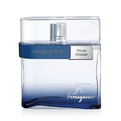 Salvatore Ferragamo F by Free Time EDT парфюм за мъже - без опаковка - 100ml