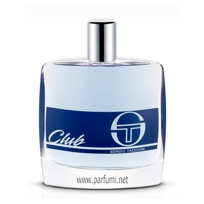 Sergio Tacchini Club EDT parfum for men - without package - 100ml