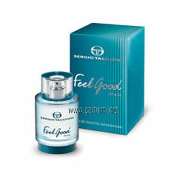 Sergio Tacchini Feel Good EDT парфюм за мъже - 30ml.