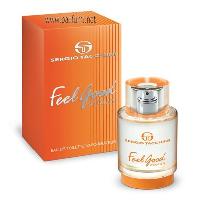 Sergio Tacchini Feel Good EDT парфюм за жени - 30ml.