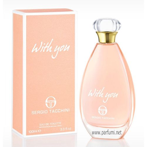 Sergio Tacchini With You EDT за жени - 30ml