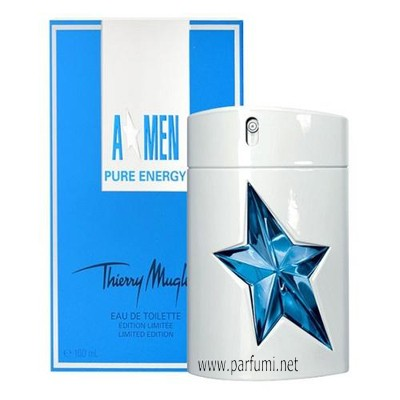 Thierry Mugler A*Men Pure Energy EDT тоалетна вода за мъже - 100ml