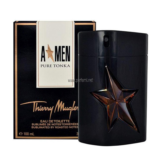 Thierry Mugler A*Men Pure Tonka EDT парфюм за мъже - 100ml