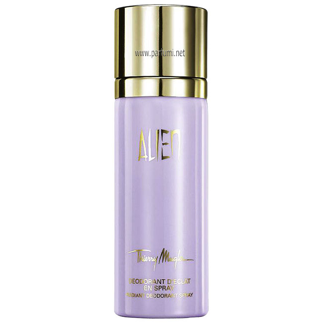 Thierry Mugler Alien Deodorant Spray for women- 100ml