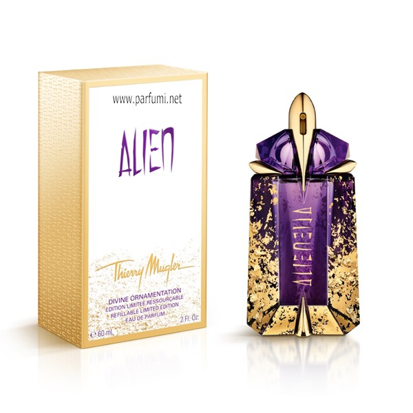Thierry Mugler Alien Divine Ornamentations EDP parfum for women- 60ml.