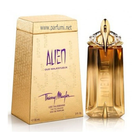 Thierry Mugler Alien Oud Majestueux EDP парфюм за жени - 90m