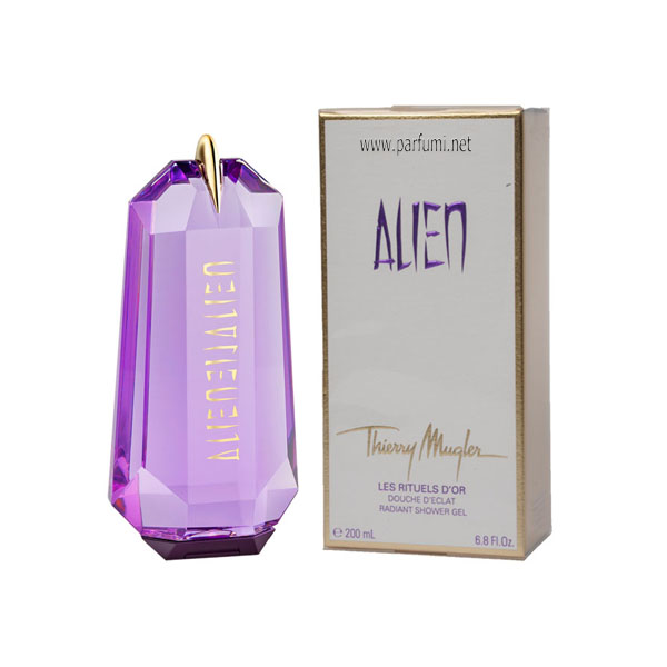 Thierry Mugler Alien Душ-гел за жени - 200ml