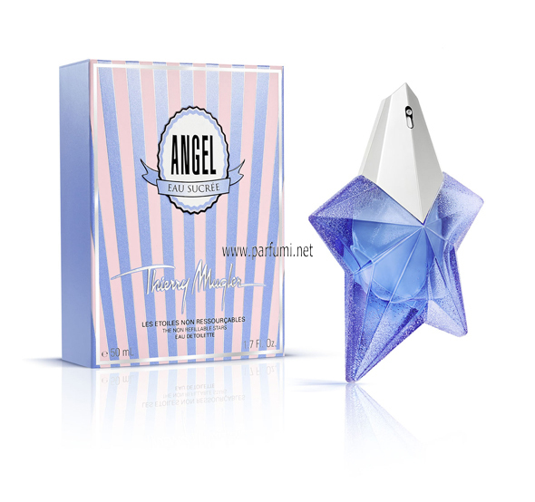 Thierry Mugler Angel Eau Sucree 2017 EDT парфюм за жени - 50ml.