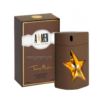Thierry Mugler A*Men Pure Havane EDT тоалетна вода за мъже - 100ml