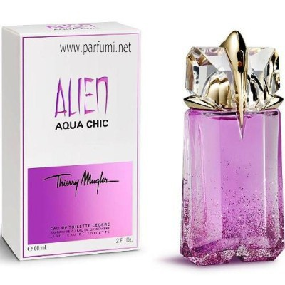 Thierry Mugler Alien Aqua Chic EDT for women - 60ml