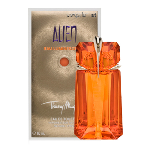 Thierry Mugler Alien Eau Luminescente EDT - без опаковка - 60ml