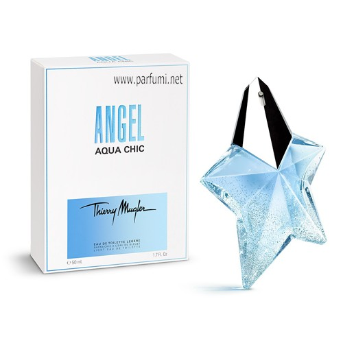 Thierry Mugler Angel Aqua Chic 2013 EDT парфюм за жени - 50ml
