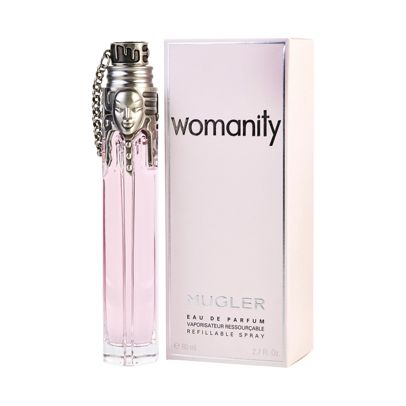 Thierry Mugler Womanity EDP за жени - 50ml.