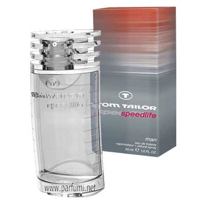 Tom Tailor Speedlife Man EDT за мъже - 50ml.
