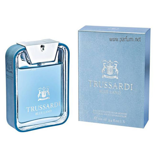 Trussardi Blue Land EDT парфюм за мъже - 100ml