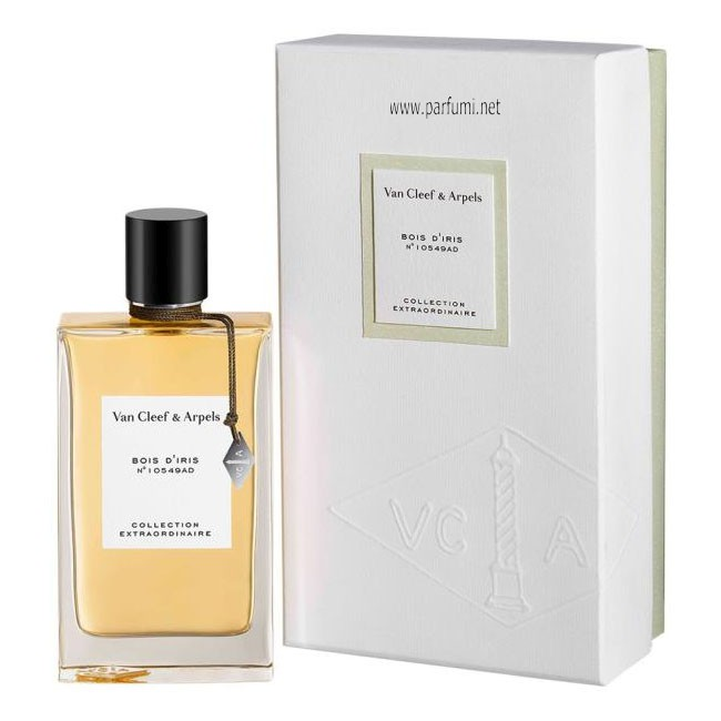 Van Cleef Collection Extraordinaire Bois d Iris EDP -без опаковка- 75ml.