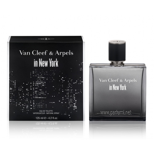 Van Cleef & Arpels In New York EDT парфюм за мъже - 85ml