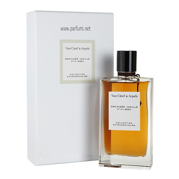 Van Cleef Collection Extraordinaire Orchidee Vanille EDP -без опаковка-75ml