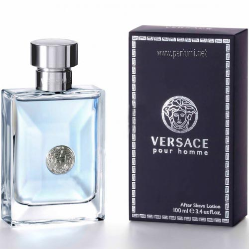 Versace Pour Homme Aftershave Lotion - 100ml.