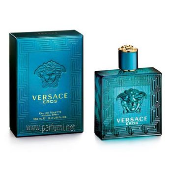 Versace Eros 2012 EDT parfum for men - 100ml