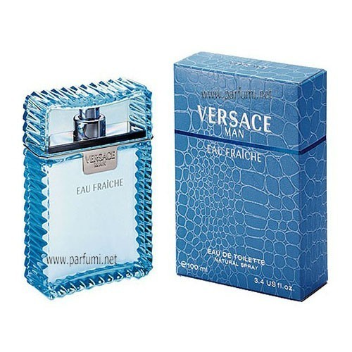 Versace Man Eau Fraiche EDT parfum for men - 100ml