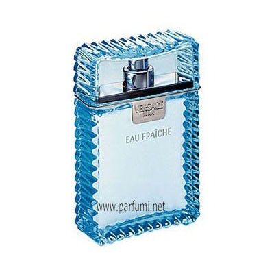 Versace Man Eau Fraiche EDT parfum for men - without package - 100ml