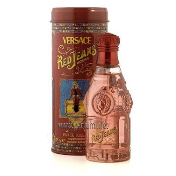 Versace Red Jeans EDT парфюм за жени - 75ml.