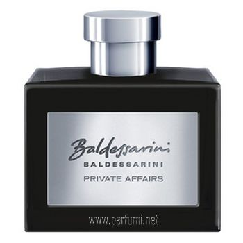 Baldessarini Private Affairs EDT парфюм за мъже - без опаковка - 90ml