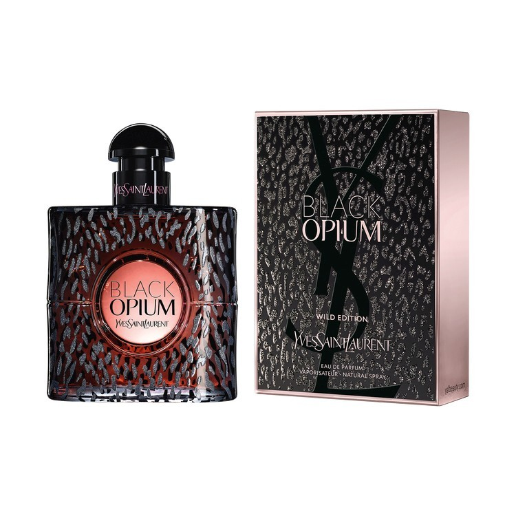 YSL Black Opium Wild Edition EDP парфюм за жени - 50ml.