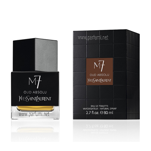 YSL La Collection M7 Oud Absolu EDT парфюм за мъже - 80ml.
