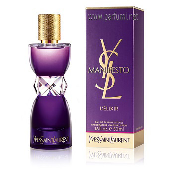 Yves Saint Laurent Manifesto Elixir Intense EDP за жени -без опаковка- 50ml