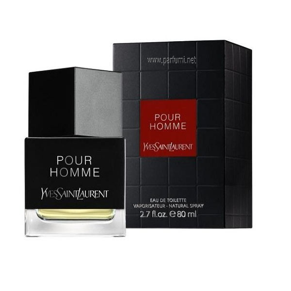 YSL La Collection Pour Homme EDT парфюм за мъже - 80ml.