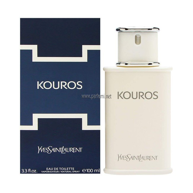 Yves Saint Laurent Kouros EDT парфюм за мъже - 100ml